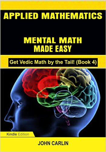 APPLIED MATHEMATICS MENTAL MATH MADE EASY