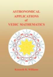 Astronomical Applications of Vedic Mathematics